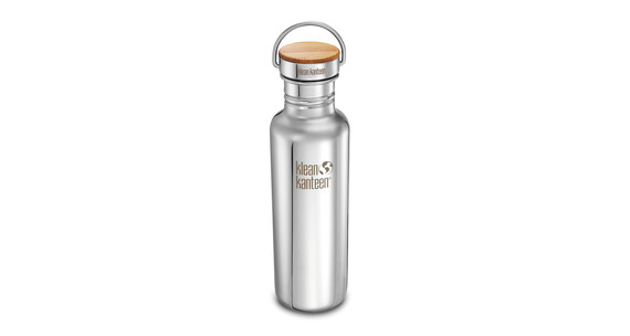 Klean Kanteen Reflect bidon 800ml grijs